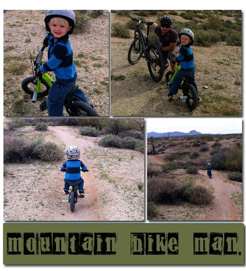 Dax mtn biking