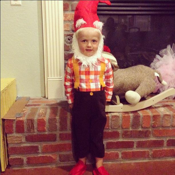 Liz eaton designs ollie's costume